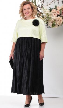 LIA6239 Divkrāsu kleita