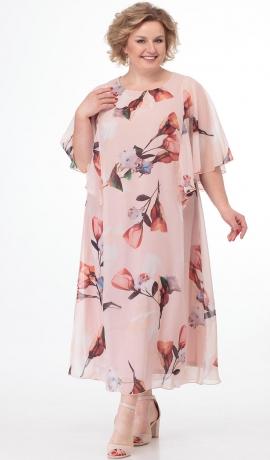 LIA7447 Krāsaina kleita