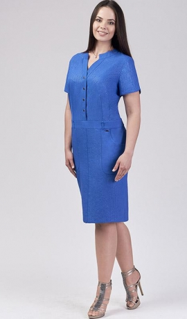 3-1803 Zila kleita