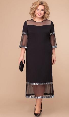 LIA5190 Melna kleita