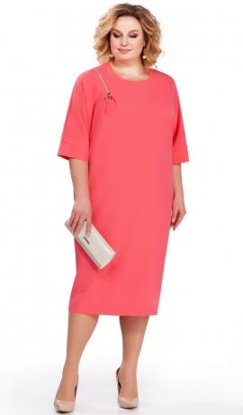 LIA2822 Brīva silueta kleita