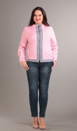 6-0269 Gaiši rozā virsjaciņa