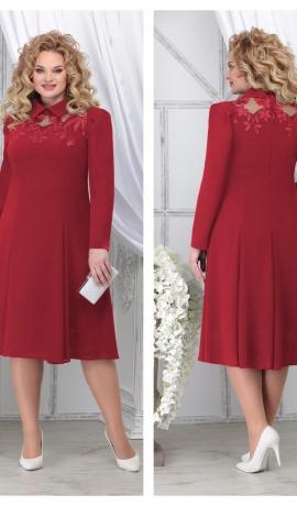 LIA7133 Sarkana kleita
