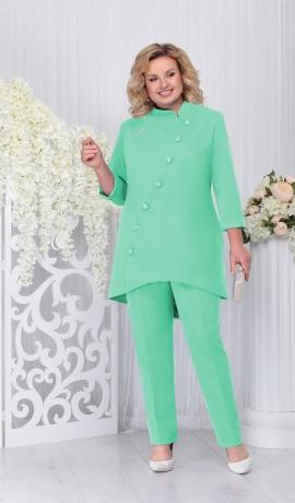 LIA3321 Gaiši zaļš bikškostīms