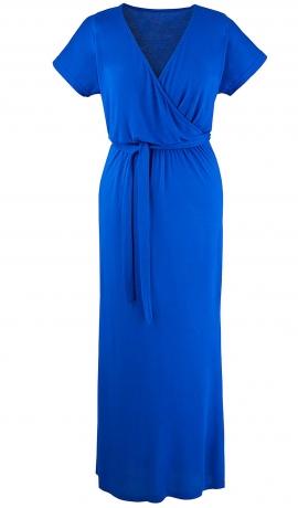 3-0445 Zila īsa kleita