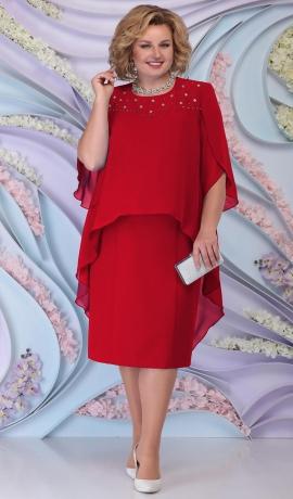 LIA6193 Sarkana kleita