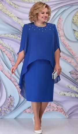 LIA6192 Zila kleita