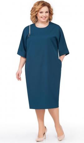 LIA2433 Brīva silueta kleita