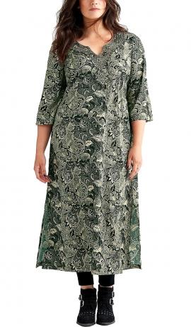 3-1359 Raiba raksta kleita