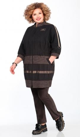 LIA5552 Virsjaka ar kabatām
