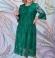 LIA6089 Mežģīņu kleita ar spīdumu