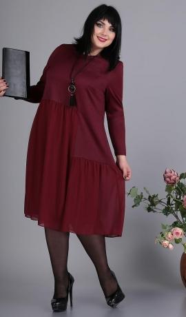 LIA6755 Bordo kleita