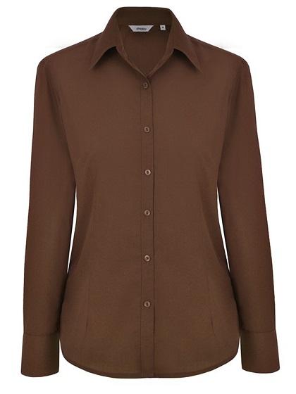 4ba6dfdadd3 1-1008 коричневая блузка