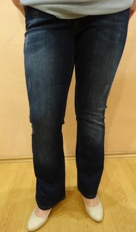 5-0372 Tumši zilas džinsas