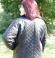 6-0226 Melna ādas imitācijas jaka