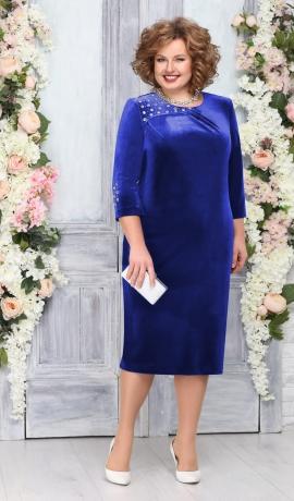 LIA4568 Zila samta kleita