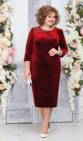 LIA4571 Sarkana samta kleita