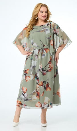 LIA7448 Krāsaina kleita
