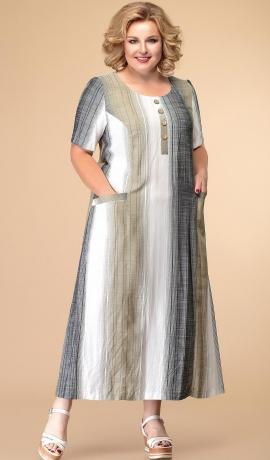 LIA6036 Gara vasaras kleita