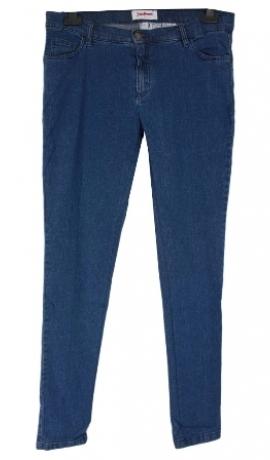 5-0271 Klasiski zili skini džinsi