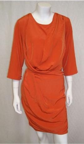 3-0026 Oranža kleita / tunika