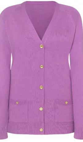 2-0312 Maigi violetas krāsas jaciņa