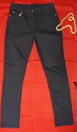 5-0229 Tumši zili džinsi
