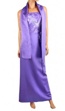 3-0050 Violeta kleita