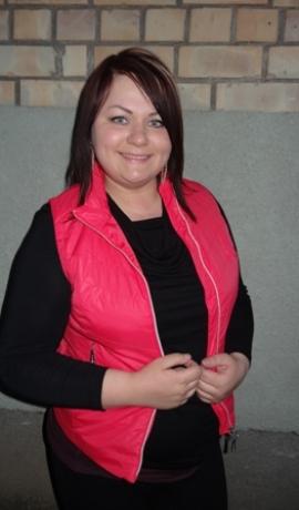 6-0152 Rozā veste