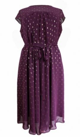 3-0098 Lillā kleita
