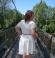 3-0298 Balta kleita ar jostiņu