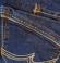 5-0254 Tumši zili šauri džinsi