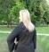 2-0218 Melna jaka ar podziņām un kabatām