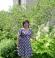 3-0174 Sīkraksta puķaina kleita