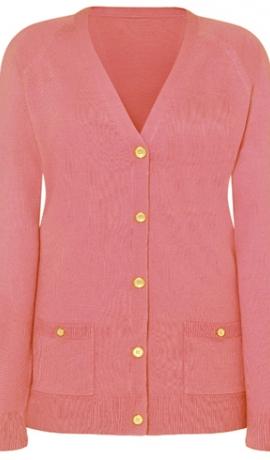 2-0315 Rozā krāsas jaciņa
