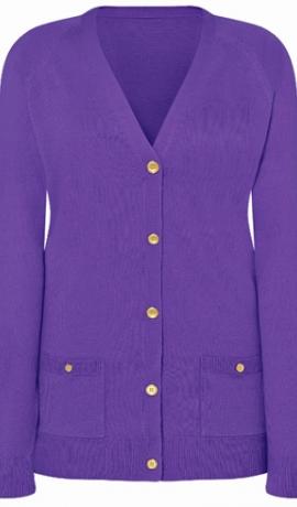 2-0316 Violetas krāsas jaciņa