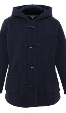 2-0279 Tumši zila flīsa jaka