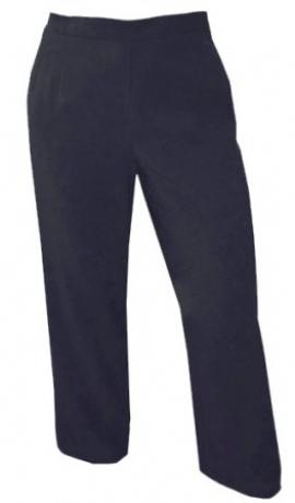 5-0121 Tumši zilas bikses