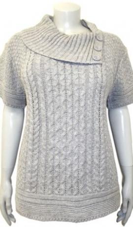 2-0150 Pelēks džemperis
