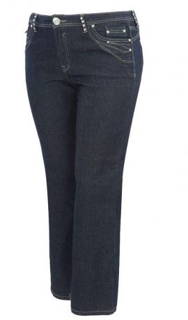 5-0084 Tumši zili džinsi
