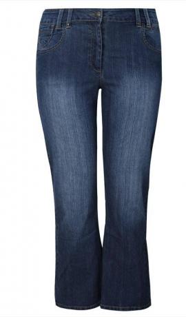 5-0253 Tumši zilas džinsas