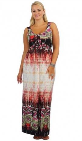 3-0014 Maxi kleita