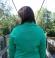 2-0292 Zaļa jaka