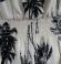 1-0325 Krēmkrāsas tūnika ar palmām
